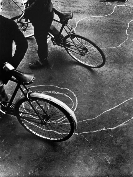 Boys with Bicycles, Portland Road, North Kensington